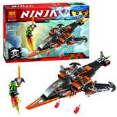Конструктор Ninja 10445 Небесная акула , Ниндзя, ниндзяго