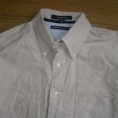 Tommy Hilfiger рубашка M-размер. Коттон. Оригинал