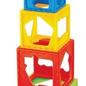 Пирамидка-Кубики от BeBeLinо