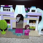 Конструктор  дом лего lego