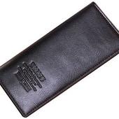 Мужской кожаный кошелек портмоне В наличии разные модели