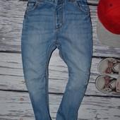 Очень крутые фирменные джинсы узкачи модникам 2 - 3 года 98 см заниженные