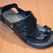 мужские кожаные сандалии 40-45 р