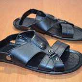 Мужские кожаные сандалии 39-45 р