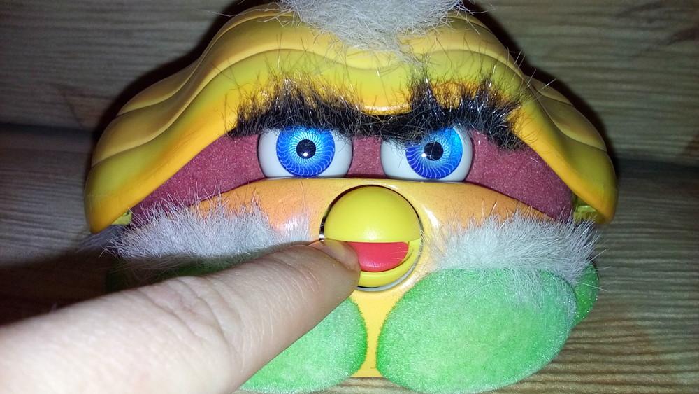 Интерактивная игрушка ферби фото №1