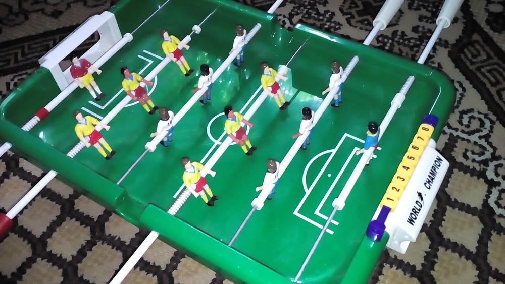 Настольная игра  футбол фото №1