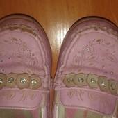 Мокасины -туфли для дома, дачи