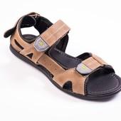 босоножки сандалии кожа  3 цвета модель:023
