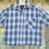 Летняя рубашка для мальчика на рост 100 ( 3 -4 года)