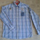Рубашка фирмы S. Oliver, размер XL