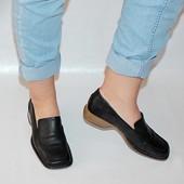 Туфли 37 р Carina Италия кожа полная оригинал