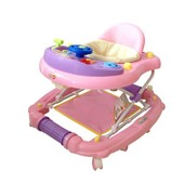 Ходунки Babyhit Emotion Racer Pink розовые