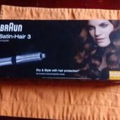 плойка-фен для завивки волос braun satin hair 3