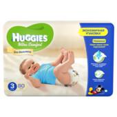 Подгузники Huggies Ultra Comfort 3 (5-9кг) Mega для мальчиков 80 шт.