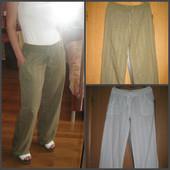 Женские брюки на лето р. L, C&A