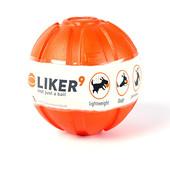 Мячик Лайкер диаметр 5, 7 и 9см. Игрушка для мотивации собак