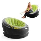 Велюр кресло Intex 68582