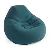 Велюр кресло Intex 68583