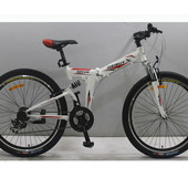 Азимут Дрим 26 велосипед складной Azimut Dream Folding алюминиевая рама