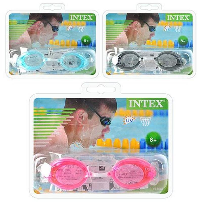 Очки для плавания intex 55684 фото №1