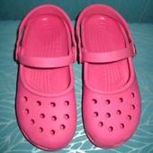 Кроксы Crocs 1-3 (31-33р) 20.5-21.5см