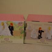 ELK игрушечный набор свадьба Rosebud Village, rosebud wedding set. Новый.