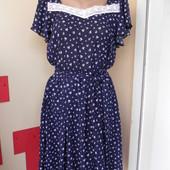 Новое легкое платье S,M,L