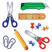 Самые безопасные и надежные школьные ножнички, отлично режут! НЕ Китай! Прекрасное качество!