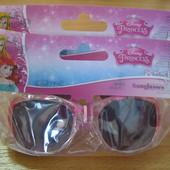 Очки для девочек Принцессы Дисней розовые, Princess Disney в наличии