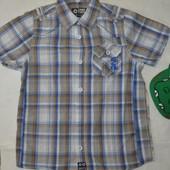 Рубашка AGE на 8-9лет