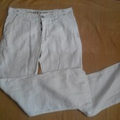 Мужские брюки 100% лён Pall Mall Jeans(оригинал)