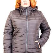 """Демисезонная куртка батал """"Джина"""" Ботал.Расцветки. Размеры: 50,52,54,56,58,60 (4"""