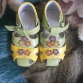 Детские сандали,босоножки стелька 14 см