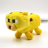 Кот Minecraft Оцелот.