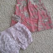 Платье- туничка и шорты 86 р