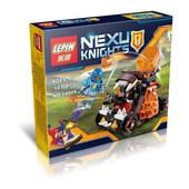 Конструктор Nexo knights 14009,катапульта,Lepin, 107 дет.