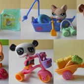 Зверюшки Littlest pet shop оригинал Hasbro
