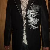 Фірмовий стильний пиджак піджак бренд Parkes.л.