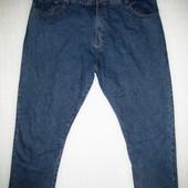 Новые, брендовые джинсы, большого размера Aztec Blue р. 74-78