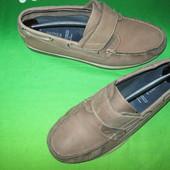туфли,мокасины 46р (30см) Marks&Spencer