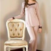 Женская пижама комплект для дома