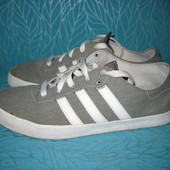 Кеды Adidas 39р 25,5см ткань