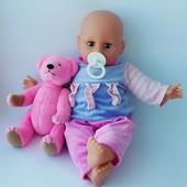 Кукла пупсик Simba Германия 38 см