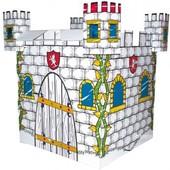 Игровой картонный домик - Замок Bino 44003
