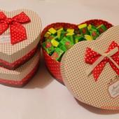 Подарочный набор Love is (60 жвачек)
