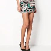Классная юбка  Bershka