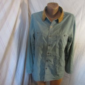 Продам джинсовую рубашку