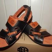 Мужские кожаные сандалии Falcon 41р. Распродажа!