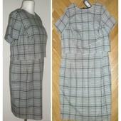 M&s-элегантное новое платье батал 54-56 р