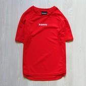 Яркая спортивная футболка для мальчика. Kipsta. Размер 6 лет. Состояние: новой вещи